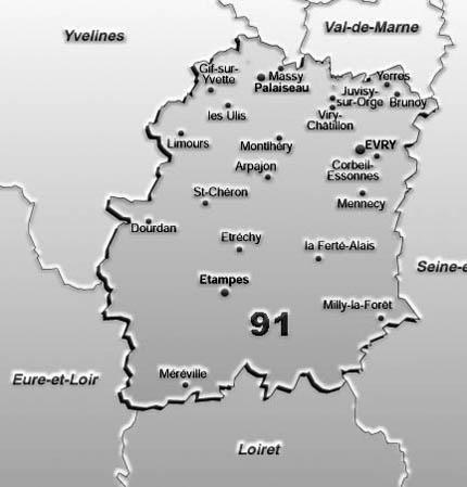 département 91